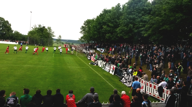 TSV Aubstadt vs. FC Schweinfurt 05