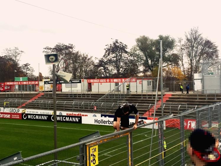 Würzburger *ickers II – FC Schweinfurt 05 II