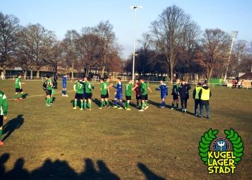 FC Schweinfurt II - Kleinrinderfeld