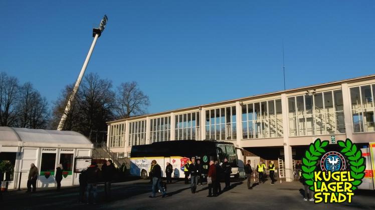 Stadion FC Schweinfurt 1905