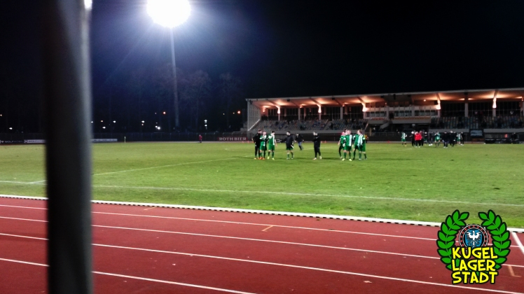 FC Schweinfurt 05 vs. FC Amberg