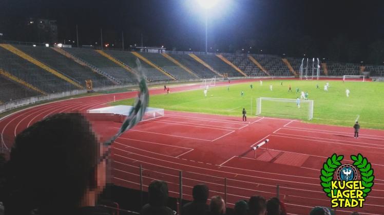 Augsburg - FC Schweinfurt