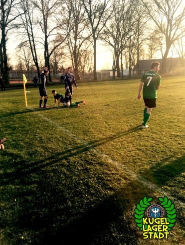 FC Schweinfurt 05 II vs. TG Höchberg