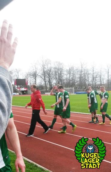 FC Schweinfurt 05 - TSV Buchbach