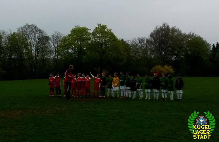 Freie Turner Schweinfurt - FC Schweinfurt 05 U9-Jugend