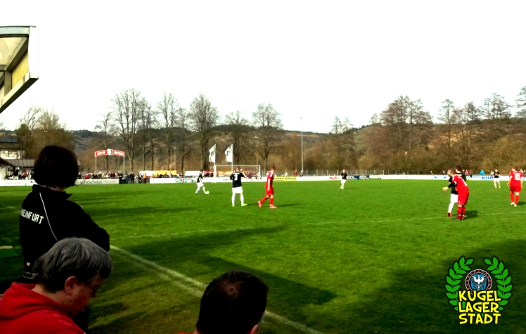 TSV Karlburg vs. FC Schweinfurt 05 II