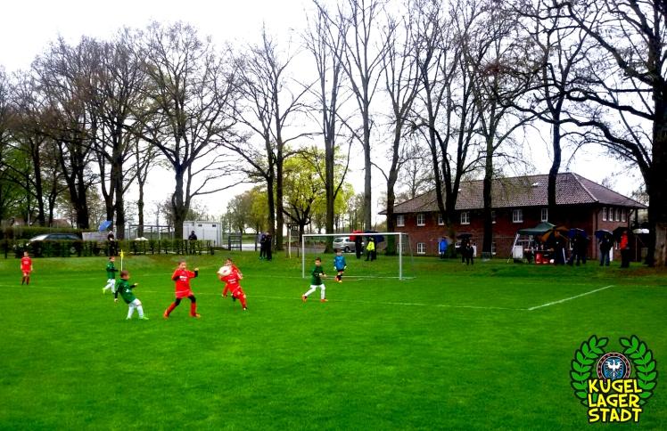 U9-Nachwuchs FC Schweinfurt 05