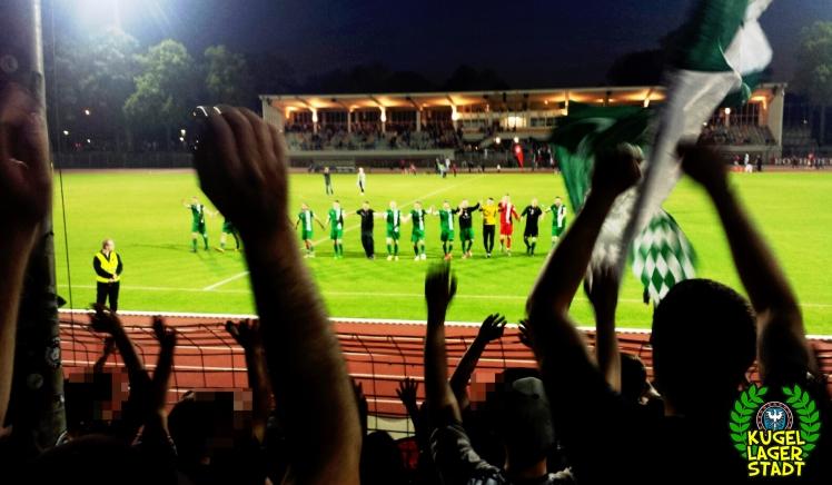 FC Schweinfurt 05 - Bayern München Amateure