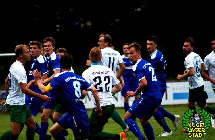 FC Schweinfurt 05 - TSV Großbardorf