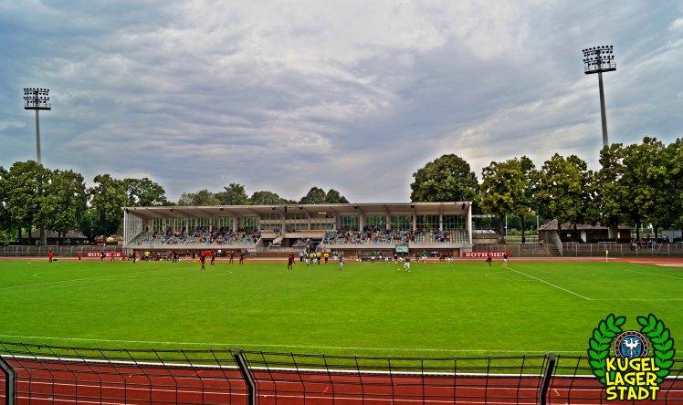 FC Schweinfurt 05 - Rot-Weiß Erfurt