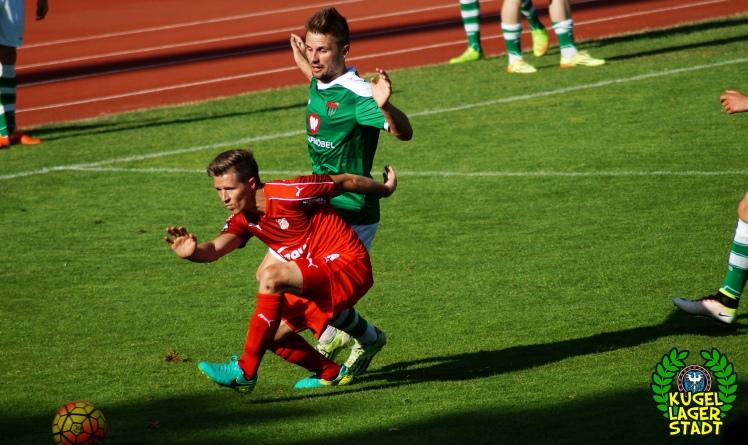 FC Schweinfurt 05 - FSV Zwickau