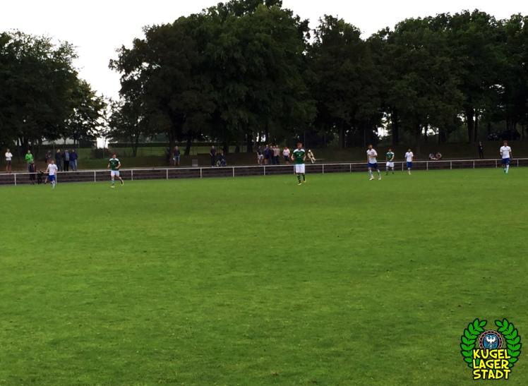 Testspiel FC Schweinfurt 05 - Würzuburger FV