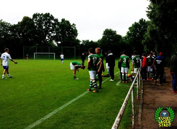 Testspiel FC Schweinfurt 05 - Würzburger FV
