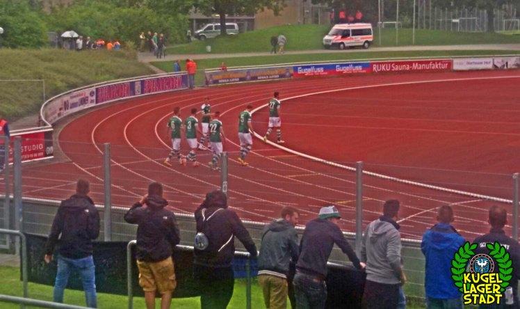 FV Illertissen - FC Schweinfurt 05