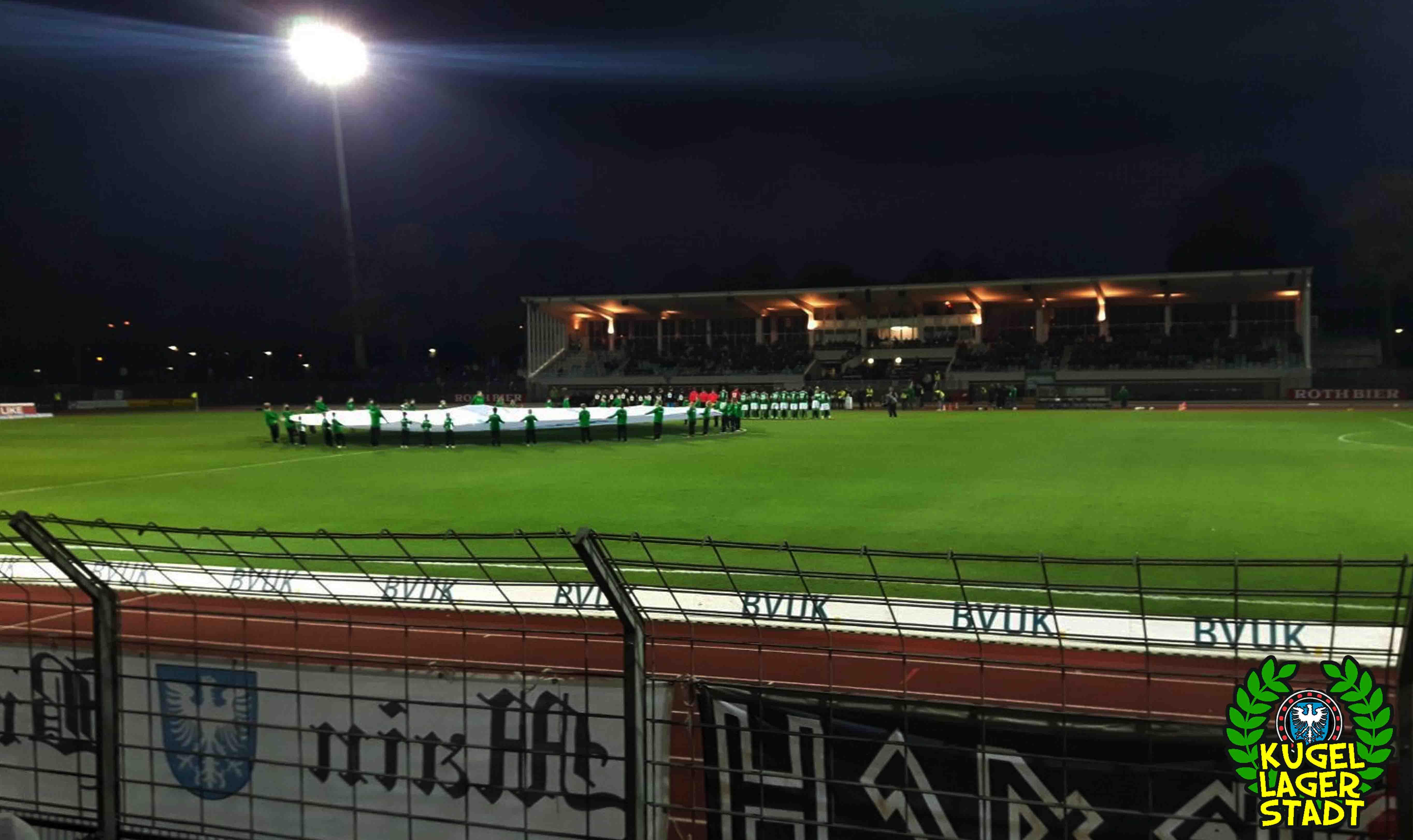 Heimsieg! FC Schweinfurt 05 – SpVgg Bayreuth – Wir sind Schweinfurt!