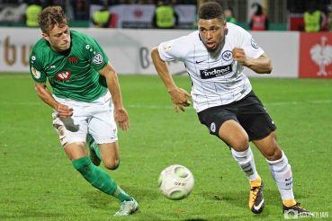 DFB-Pokal FC Schweinfurt 05 - Eintracht Frankfurt (105)