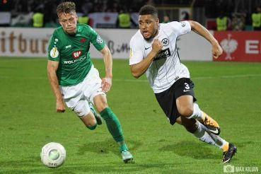 DFB-Pokal FC Schweinfurt 05 - Eintracht Frankfurt (106)
