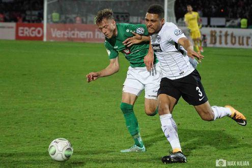 DFB-Pokal FC Schweinfurt 05 - Eintracht Frankfurt (107)