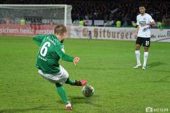 DFB-Pokal FC Schweinfurt 05 - Eintracht Frankfurt (109)