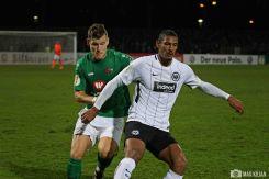 DFB-Pokal FC Schweinfurt 05 - Eintracht Frankfurt (112)