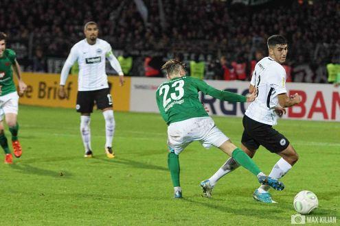 DFB-Pokal FC Schweinfurt 05 - Eintracht Frankfurt (115)