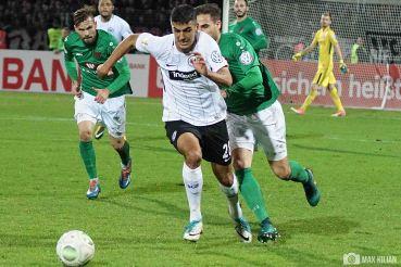 DFB-Pokal FC Schweinfurt 05 - Eintracht Frankfurt (116)