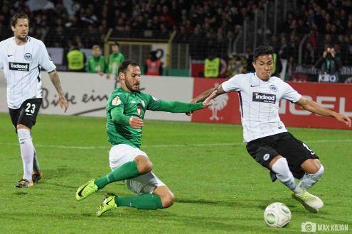 DFB-Pokal FC Schweinfurt 05 - Eintracht Frankfurt (118)