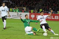 DFB-Pokal FC Schweinfurt 05 - Eintracht Frankfurt (119)