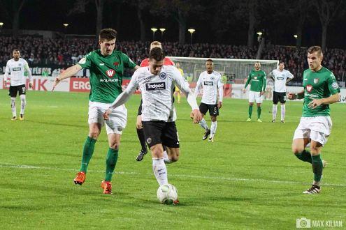 DFB-Pokal FC Schweinfurt 05 - Eintracht Frankfurt (126)