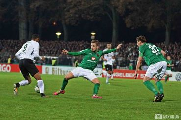 DFB-Pokal FC Schweinfurt 05 - Eintracht Frankfurt (127)