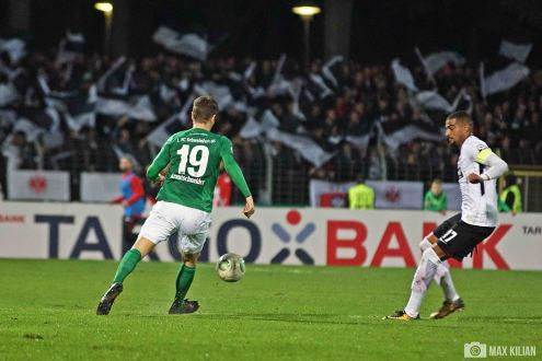 DFB-Pokal FC Schweinfurt 05 - Eintracht Frankfurt (129)