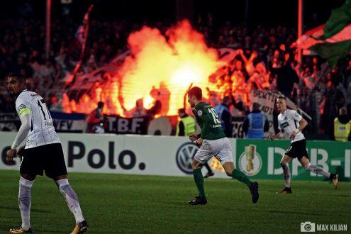 DFB-Pokal FC Schweinfurt 05 - Eintracht Frankfurt (137)