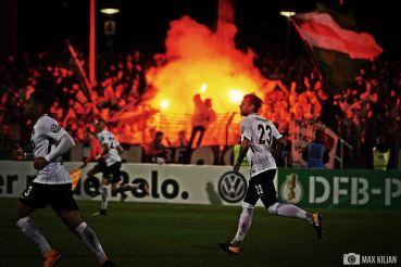 DFB-Pokal FC Schweinfurt 05 - Eintracht Frankfurt (138)