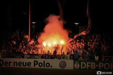 DFB-Pokal FC Schweinfurt 05 - Eintracht Frankfurt (139)