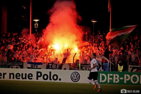 DFB-Pokal FC Schweinfurt 05 - Eintracht Frankfurt (140)