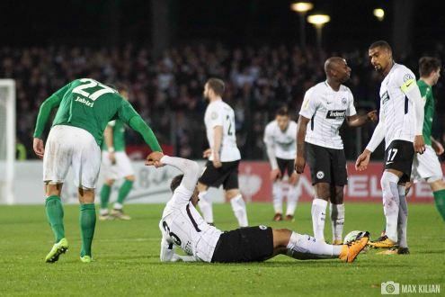 DFB-Pokal FC Schweinfurt 05 - Eintracht Frankfurt (149)