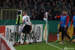 DFB-Pokal FC Schweinfurt 05 - Eintracht Frankfurt (161)