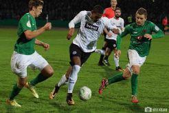 DFB-Pokal FC Schweinfurt 05 - Eintracht Frankfurt (163)