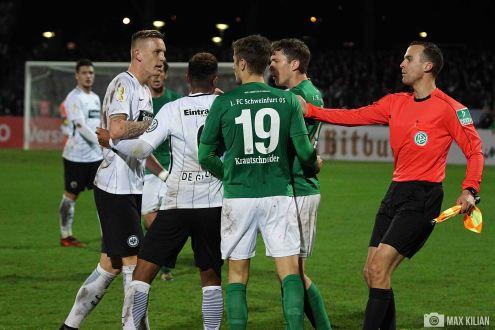 DFB-Pokal FC Schweinfurt 05 - Eintracht Frankfurt (168)