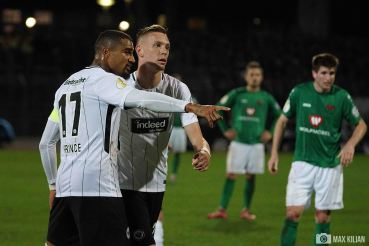 DFB-Pokal FC Schweinfurt 05 - Eintracht Frankfurt (169)