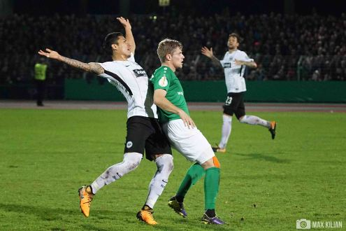 DFB-Pokal FC Schweinfurt 05 - Eintracht Frankfurt (171)