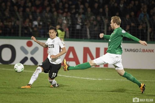 DFB-Pokal FC Schweinfurt 05 - Eintracht Frankfurt (190)