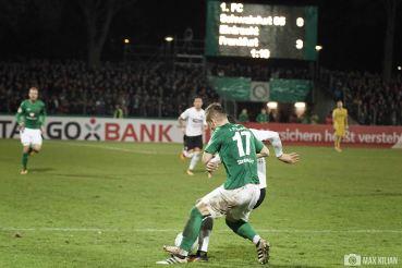 DFB-Pokal FC Schweinfurt 05 - Eintracht Frankfurt (191)