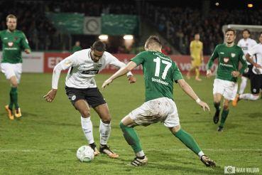 DFB-Pokal FC Schweinfurt 05 - Eintracht Frankfurt (192)