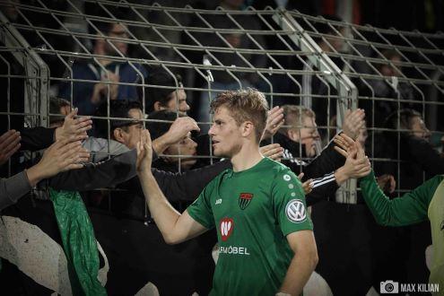DFB-Pokal FC Schweinfurt 05 - Eintracht Frankfurt (211)