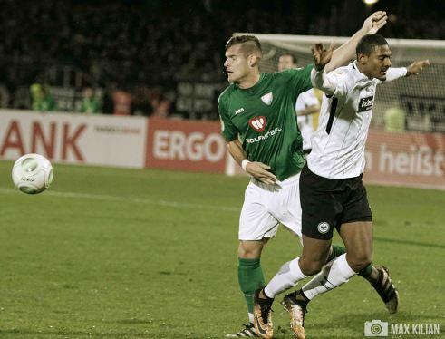 DFB-Pokal FC Schweinfurt 05 - Eintracht Frankfurt (225)