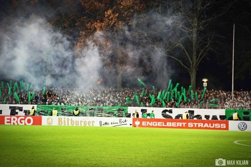 DFB-Pokal FC Schweinfurt 05 - Eintracht Frankfurt (45)