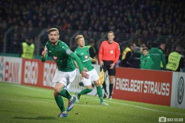 DFB-Pokal FC Schweinfurt 05 - Eintracht Frankfurt (55)