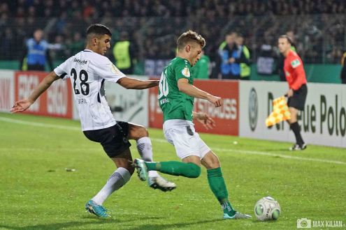 DFB-Pokal FC Schweinfurt 05 - Eintracht Frankfurt (56)