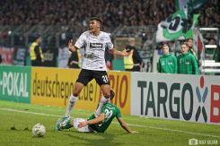 DFB-Pokal FC Schweinfurt 05 - Eintracht Frankfurt (57)